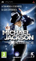 copertina Michael Jackson: The Experience