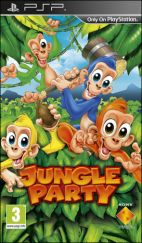 copertina Jungle Party