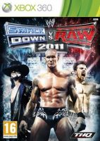 copertina WWE Smackdown vs. RAW 2011