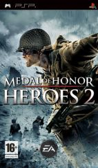 copertina Medal of Honor Heroes 2