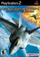 copertina Ace Combat 4:shattered skies