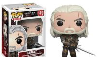The Witcher 3 - Annunciati i Pop Funko di Geralt & Co.