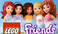 immagine per novità LEGO Friends ora disponibile per Nintendo DS