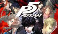 Rilasciati quattro trailer di Persona 5 che ci mostrano i Confidant