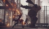 Un video mostra la fluidità del combat system di NieR: Automata