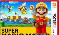 Super Mario Maker 3DS sarà giocabile solamente in 2D