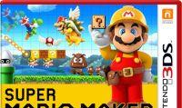 Super Mario Maker 3DS sarà giocabile solamente in 2D