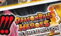 Dragon Ball Heroes: Ultimate Mission X è in arrivo su 3DS