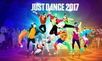 Just Dance 2017 - Ubisoft svela l'intera tracklist