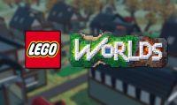 Nintendo Switch - Arrivano LEGO Worlds e LEGO City