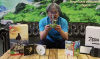 TLoZ: Breath of the Wild - Aonuma ''unboxa'' la Limited Europea