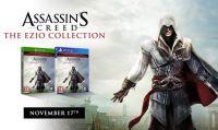 Ubisoft annuncia ufficialmente Assassin's Creed The Ezio Collection
