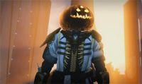 Destiny si traveste per Halloween