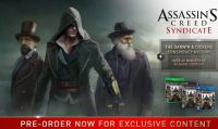 immagine per novità Assassin�s Creed Syndicate - Darwin e Dickens come bonus pre-order