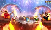 immagine per novità Disponibile la demo di Rayman Legends