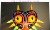 Ecco la Majora's Mask a ''grandezza reale''