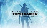 Rise of the Tomb Raider - Una 'promo vintage' per alcuni recensori