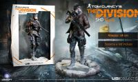 Ubisoft annuncia due statuine di The Division e Ghost Recon Wildlands