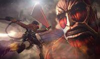 Cinque nuovi video per Attack on Titan Wings of Freedom