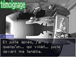 Immagine 3 del gioco Phoenix Wright: Ace Attorney - Justice For All per Nintendo DS