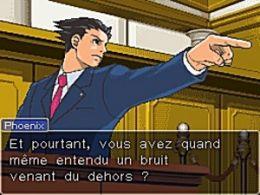 Immagine 6 del gioco Phoenix Wright: Ace Attorney - Justice For All per Nintendo DS