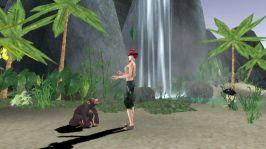 Immagine 2 del gioco The Sims 2: Island per Playstation 2