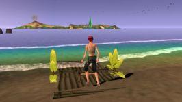 Immagine 5 del gioco The Sims 2: Island per Playstation 2