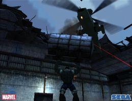 Immagine 2 del gioco L'Incredibile Hulk per Playstation 2