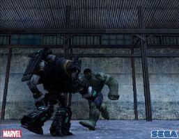 Immagine 3 del gioco L'Incredibile Hulk per Playstation 2