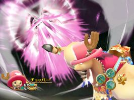 Immagine 3 del gioco One Piece: Unlimited Cruise 2 per Nintendo Wii