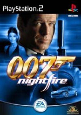 Copertina del gioco 007: Nightfire per Playstation 2