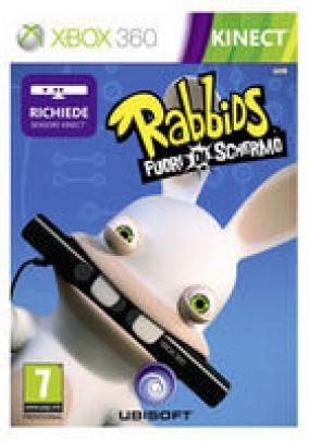 Copertina del gioco Rabbids Fuori di schermo per Xbox 360