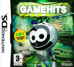 Copertina del gioco Gamehits per Nintendo DS
