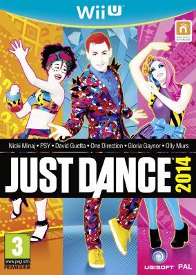 Copertina del gioco Just Dance 2014 per Nintendo Wii U