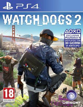 Immagine della copertina del gioco Watch Dogs 2 per Playstation 4