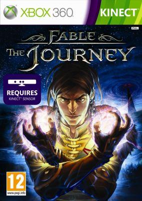 Copertina del gioco Fable: The Journey per Xbox 360
