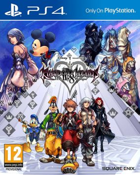 Immagine della copertina del gioco Kingdom Hearts HD 2.8 Final Chapter Prologue per Playstation 4