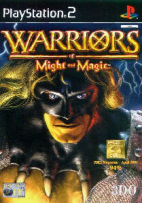 Copertina del gioco Warriors Of Might & Magic per Playstation 2