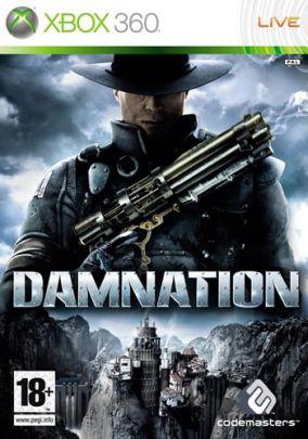 Copertina del gioco Damnation per Xbox 360