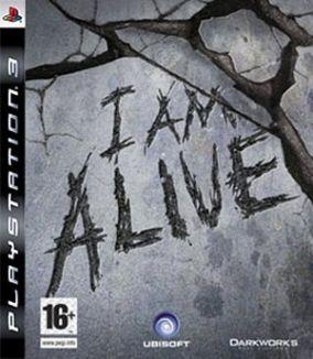 Copertina del gioco I am Alive per Playstation 3