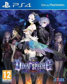 Copertina del gioco Odin Sphere Leifthrasir per Playstation 4