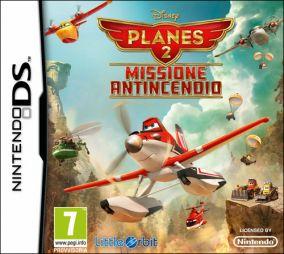 Copertina del gioco Planes 2: Missione Antincendio per Nintendo DS
