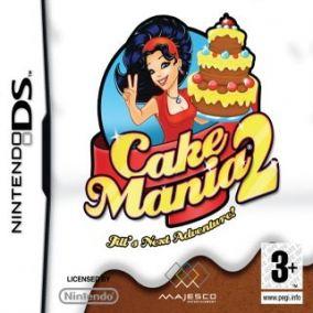 Copertina del gioco Cake Mania 2 per Nintendo DS