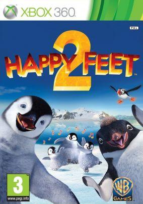 Copertina del gioco Happy Feet 2 per Xbox 360