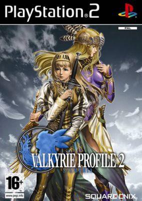 Copertina del gioco Valkyrie Profile 2: Silmeria per Playstation 2