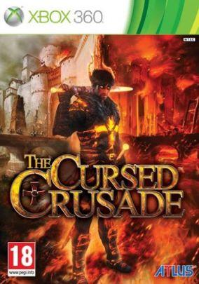 Copertina del gioco The Cursed Crusade per Xbox 360