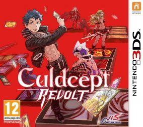 Copertina del gioco Culdcept Revolt per Nintendo 3DS