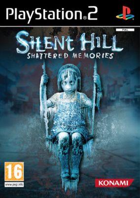 Copertina del gioco Silent Hill: Shattered Memories per Playstation 2