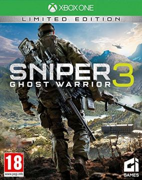 Immagine della copertina del gioco Sniper Ghost Warrior 3 per Xbox One