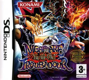 Copertina del gioco Yu-Gi-Oh!: Nightmare Troubadour per Nintendo DS